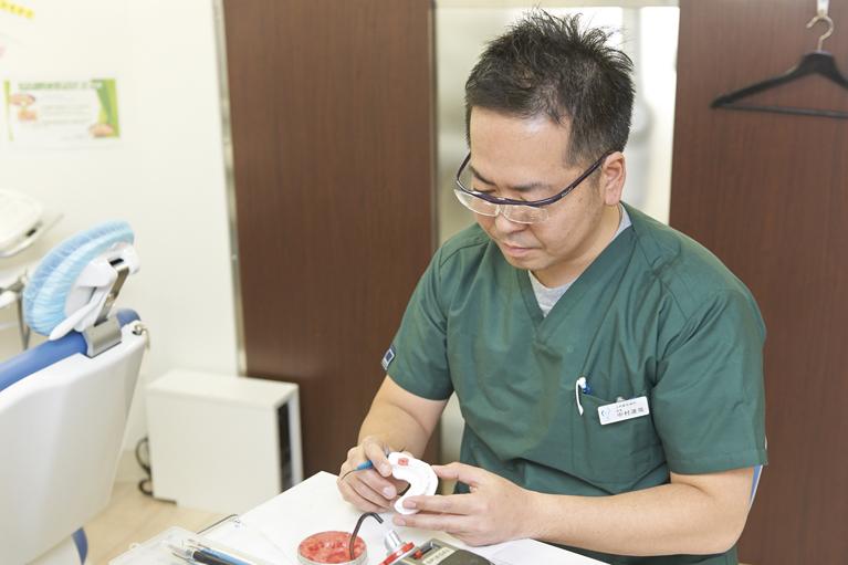 -歯科技工士から歯科医師へ